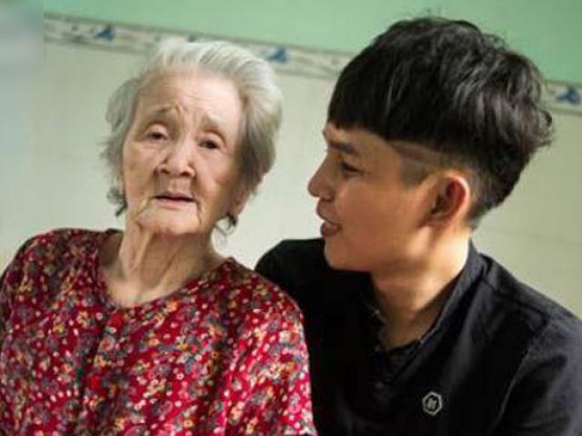 Cháu trai của bà cụ 90 tuổi xì tin nhất Việt Nam đột ngột qua đời khiến MXH xót xa