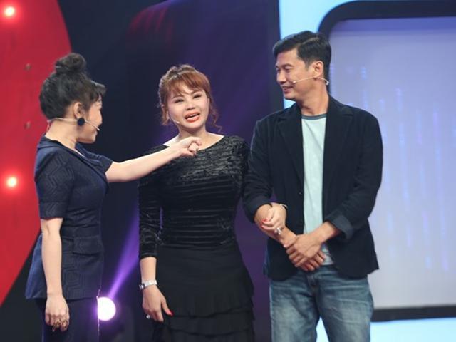 Người thích mình một thời bất ngờ tỏ tình Lê Giang, Việt Hương ủng hộ tổ chức đám cưới