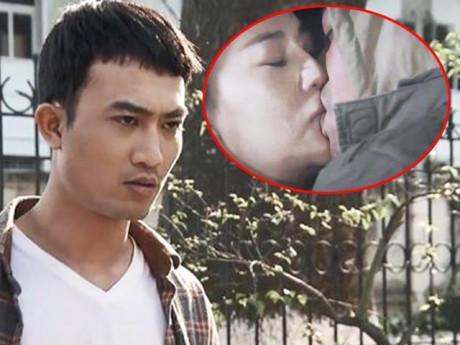 """Hóa ra nụ hôn của Cảnh """"soái ca"""" và Quỳnh Búp Bê được quay thêm để khán giả vừa lòng"""