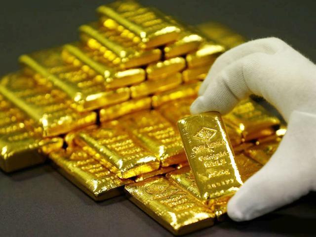 Giá vàng hôm nay 11/10/2018: Giữa tâm bão, vàng bất ngờ tăng vọt?