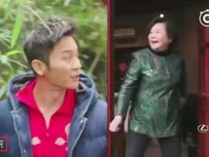 Lần đầu trong đời Lý Thần đưa mẹ đẻ lên truyền hình sau khi Phạm Băng Băng thoát nạn