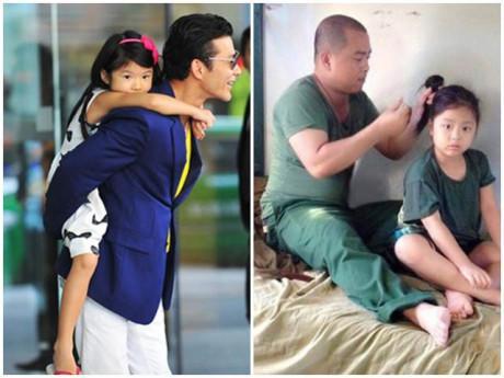 Không chỉ Quyền Linh, nhiều ông bố showbiz Việt cũng cưng chiều con dù con đều đã lớn