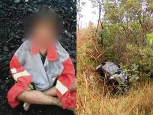 Cả nhà tử vong trong tai nạn thảm khốc, bé trai 6 tuổi lang thang một mình suốt 2 ngày