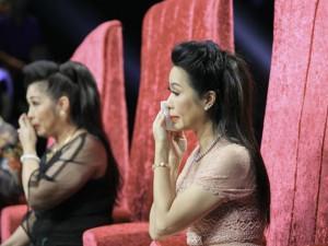 Hồng Vân, Trịnh Kim Chi rơi nước mắt trước hoàn cảnh bố con nghệ sĩ hài Quốc Thanh