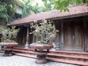 Cận cảnh căn nhà gỗ sưa đỏ được trả giá trăm tỉ đồng, chủ nhân vẫn không bán