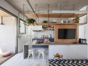 Mê mẩn căn chung cư 65m2 mà đẹp như quán cà phê