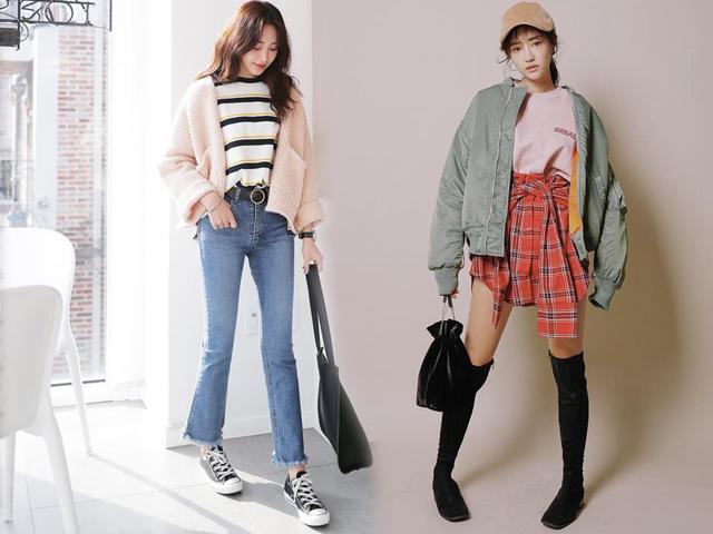 Những cô nàng thấp bé, nhẹ cân không thể quên điều này mỗi khi chọn áo khoác