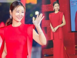 Đừng chê Lâm Tâm Như già xấu, xem cô rực rỡ như thế này trên thảm đỏ!