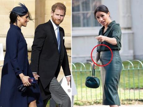 Bà bầu - Hoàng gia Anh chính thức xác nhận Công nương Meghan mang thai, được hàng chục người hộ tống sang Úc