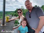 Làm mẹ - Sinh con với chồng Tây, mẹ Việt nuôi con không lo cân nặng, ăn mặc không quan trọng đồ hiệu