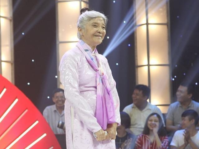 Cụ bà xì tin 74 tuổi khiến Trấn Thành, Trường Giang điên đảo ngay tập đầu Thách Thức  Danh Hài