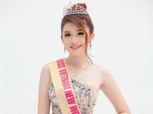 Á hậu 1 cuộc thi Hoa hậu Thế giới Người Việt Canada gọi tên thí sinh Châu Ngọc Thảo Uyên