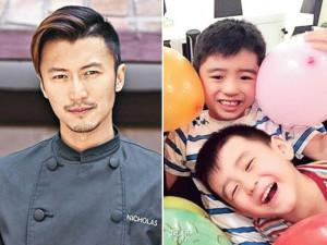 Cả năm không thèm quan tâm, Tạ Đình Phong bỗng nhiên về Hong Kong thăm vợ cũ và 2 con