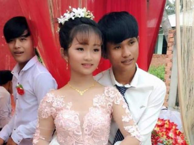 Sự thật đám cưới Cô dâu 12, chú rể 14 xôn xao MXH và những tiết lộ không ngờ
