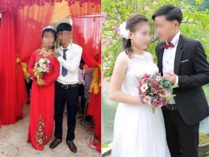 """5 cặp đôi """"nhi đồng"""" ăn chưa no đã lo cưới gây bão mạng xã hội Việt"""