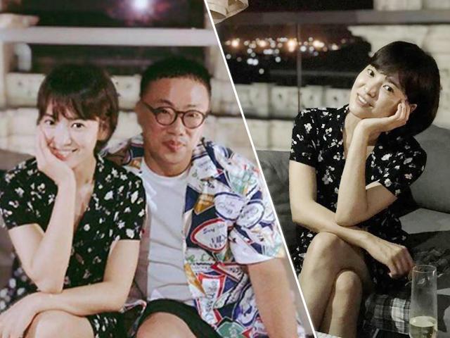 Song Hye Kyo khoe ảnh gầy gò, dân mạng xót xa vì đóng phim quá khổ