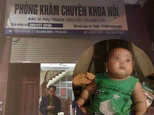 Hà Nội: Bé trai 22 tháng tuổi tử vong bất thường sau khi truyền dịch ở phòng khám tư