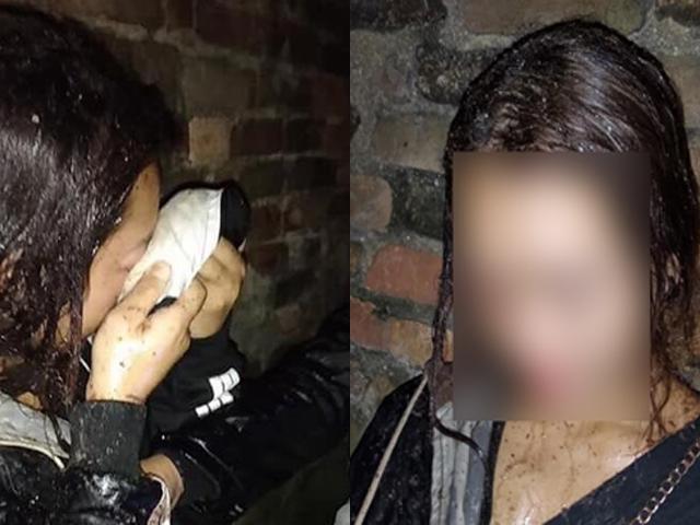 Dính líu trai có vợ, hotgirl 18 tuổi bị tạt 2 lít mắm tôm vào mặt, tung ảnh khắp MXH