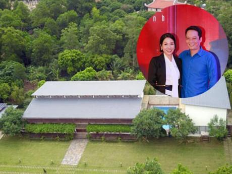 Nguyên Chủ tịch xã nói gì về sai phạm nhà ca sĩ Mỹ Linh ở Sóc Sơn?