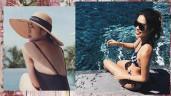 Hà Tăng và em chồng đọ dáng với bikini - kẻ tám lạng người nửa cân
