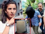 Giải trí - Chấn động: Người mẫu 20 tuổi bị bạn quen trên mạng giết chết, nhét xác trong vali