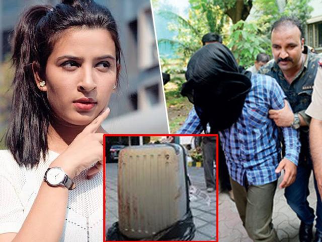 Chấn động: Người mẫu 20 tuổi bị bạn quen trên mạng giết chết, nhét xác trong vali