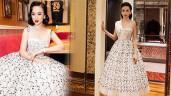 Nữ hoàng thảm đỏ Angela Phương Trinh diện lại chiếc váy cách đây 2 tháng mà không ai biết