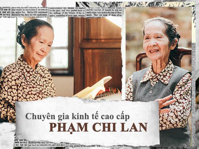 Chuyên gia kinh tế Phạm Chi Lan: Không ai mặc định là phụ nữ thì phải lo việc nhà