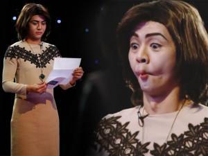 Mặc váy giả dạng mẹ vợ, đố bạn nhận ra đây là ông chồng ngôn tình nào của showbiz Việt?