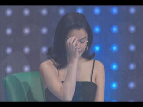 Phạm Quỳnh Anh xúc động trước nam thí sinh có giọng hát giống hệt Wanbi Tuấn Anh