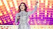 """Fans tự hào vì Mỹ Tâm diện áo dài """"ngàn sao"""" thắp sáng cả bầu trời Hàn Quốc"""