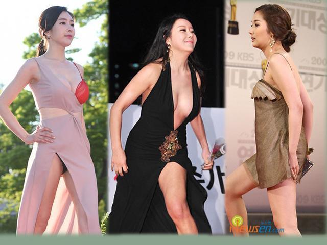 Luôn được thần dân châu Á ngưỡng mộ mặc đẹp nhưng sao Hàn cũng chẳng ít lần xấu lạ!