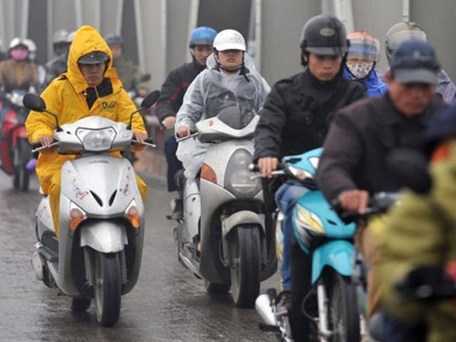 Tin mới thời tiết 23/10: Miền Bắc chuyển lạnh do gió mùa, Hà Nội thấp nhất 21 độ C