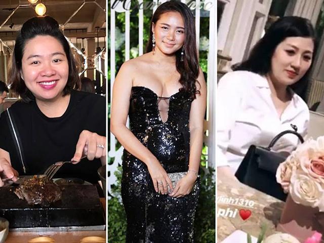 Sao nữ Việt phá tướng, xuống sắc không phanh vì tăng 20-30kg khi bầu bí