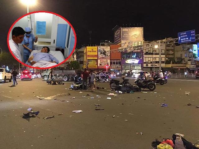 Những nạn nhân bị nữ tài xế lái BMW gây tai nạn ở Hàng Xanh giờ ra sao?