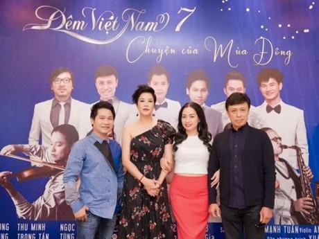 """Trọng Tấn - Tùng Dương là nhân tố bất ngờ của """"Đêm Việt Nam 7: Chuyện Của Mùa Đông"""""""