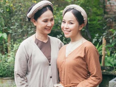 """Á quân Sao Mai Hồng Duyên trở thành con dâu của """"mẹ chồng"""" Lan Hương"""