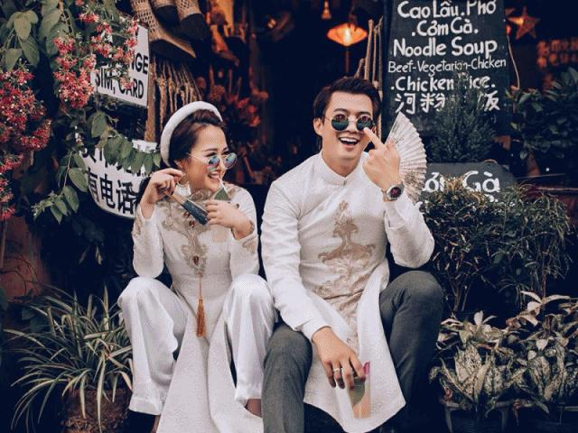 Cận cảnh dung nhan ngọt ngào của cô gái dân tộc Thái mà Hà Việt Dũng vừa lấy làm vợ