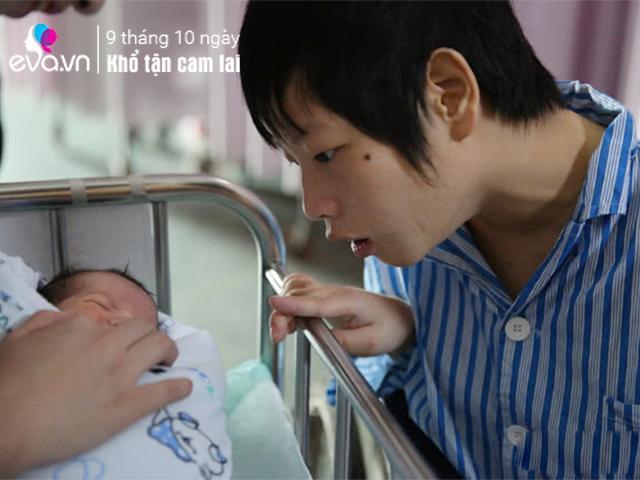 Quyết mang bầu cho chồng già, đến lúc sinh con mẹ trẻ chỉ biết ngây ngô nhìn, chẳng dám bế