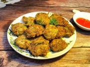 Bếp Eva - Cách làm chả cá ngần thơm ngon, nóng hổi không chỉ người lớn, bé cũng thích mê