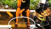 Nữ tài xế BMW gây tai nạn kinh hoàng: Thảm họa từ giày cao gót?