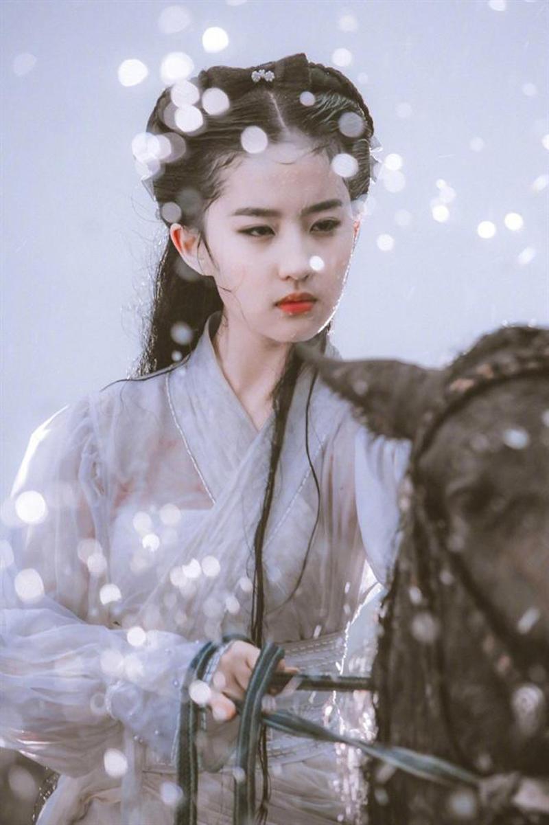 16 tuổi, Lưu Diệc Phi tham gia vào quá trình tuyển chọn diễn viên cho phim Thần điêu đại hiệp. Nhà văn Kim Dung luôn muốn cô diễn Tiểu Long Nữ.