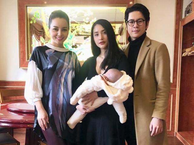 Sau sinh 3 tháng, tình cũ Trấn Thành úp mở hình ảnh con gái với chồng kém 4 tuổi