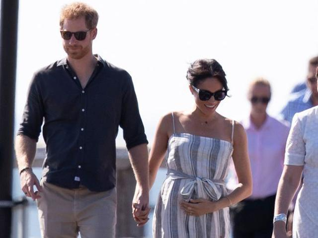 Hoàng tử Harry khiến chị em chết đứ đừ vì hành động này từ khi vợ mang bầu