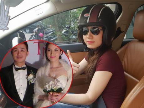 """Ghen tỵ với tuổi trẻ, nhan sắc xinh đẹp và cuộc sống """"sang chảnh"""" của vợ MC Anh Tuấn"""