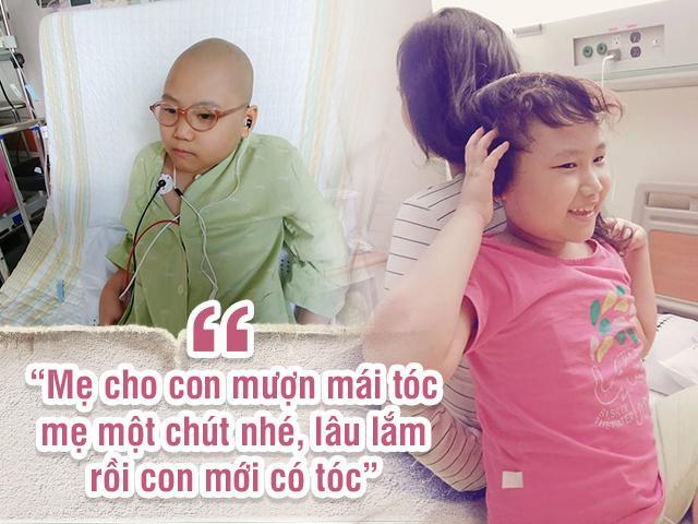 Sau một lần đau chân, bé 7 tuổi nhận án ung thư, ngây ngô hỏi Sao chữa lâu vậy mẹ?