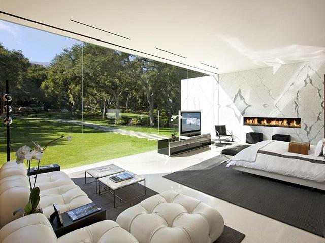 Chiêm ngưỡng ngôi nhà tối giản nhất thế giới giá 24 triệu USD