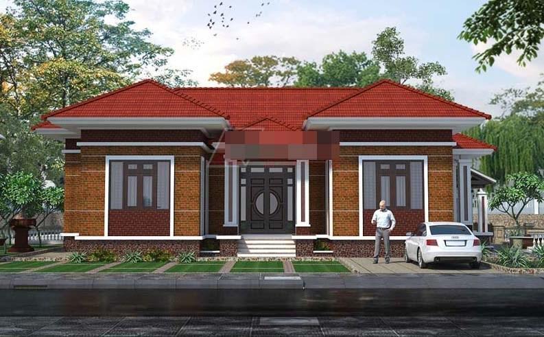 Những mẫu nhà cấp 4 mái thái 300 triệu nhà nghèo cũng có thể xây được