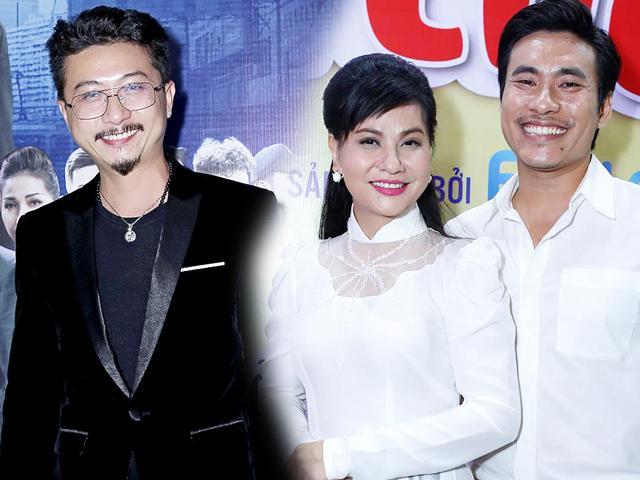 Đã có vợ, Kiều Minh Tuấn đóng phim bằng bữa nhậu, Hứa Minh Đạt không thể không lấy cát-xê