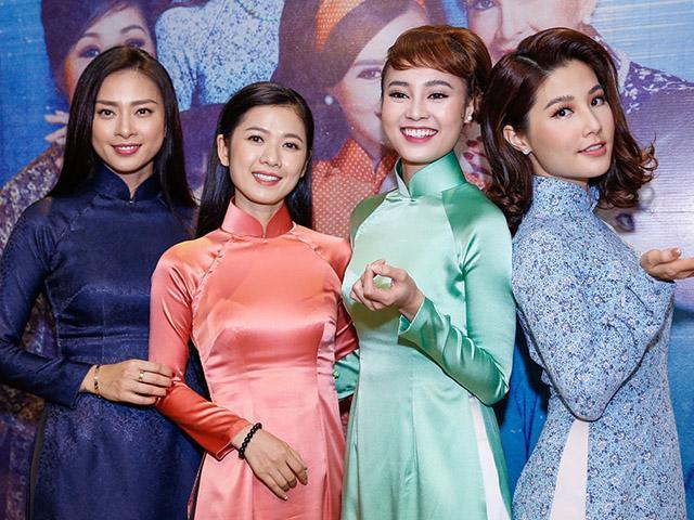 Cô Ba Sài Gòn được chọn chiếu ngoài trời để phục vụ miễn phí cho khán giả Thủ đô